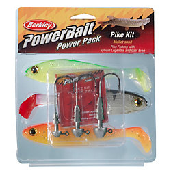 PowerBait® Pro Pack Pike