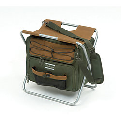 Shakespeare® Folding Stool /Cooler Bag