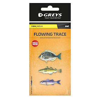 (Boat) Flowing Trace 2 Hook