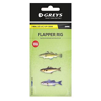 2 Hook Flapper (1UP 1D)