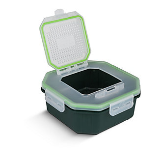 Greys® Klip-Lok Flip Top Perf. Bait Box