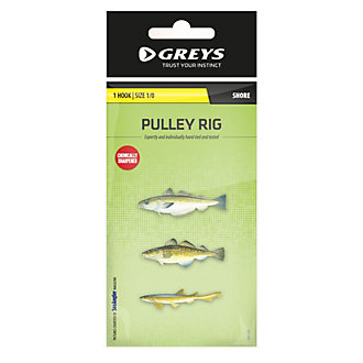 Greys® Pulley Single Hook