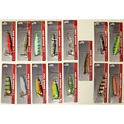 Abu Garcia® Assorted Lures - Big Spoon