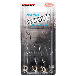 Berkley® PowerJig Foot Head