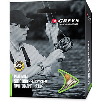 Greys® Platinum Shooting Head System
