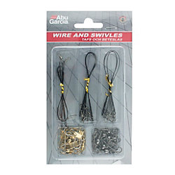 Assorted Wires & Snaps