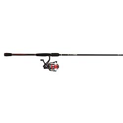 Abu Garcia® Black Max Spinning Combo