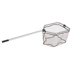 Folding Landing Net - Rubber